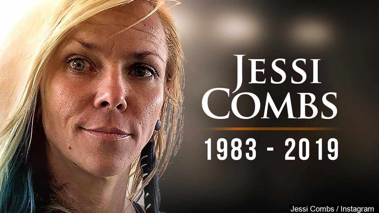 Racer Jessi Combs killed in jet-car crash trying to set new