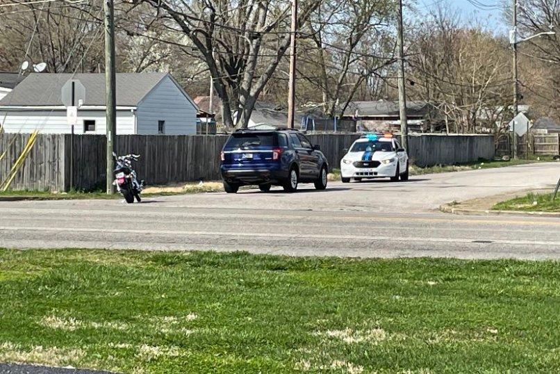 Crash Involving Motorcycle