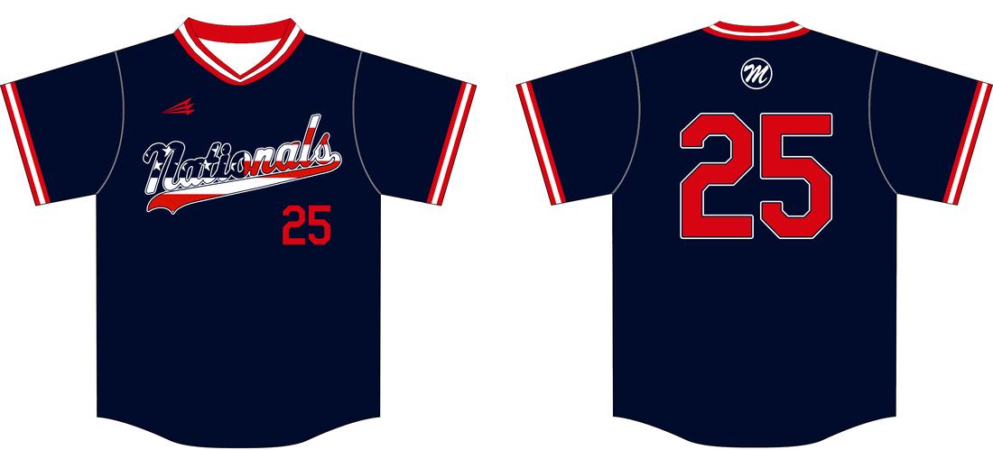 Download MMBL 2020 Custom Traditional Baseball Jerseys - Triton ...