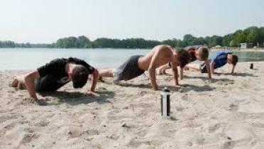 Zwemvereniging Wijchen start met droogtrainen | WijchensNieuws.nl