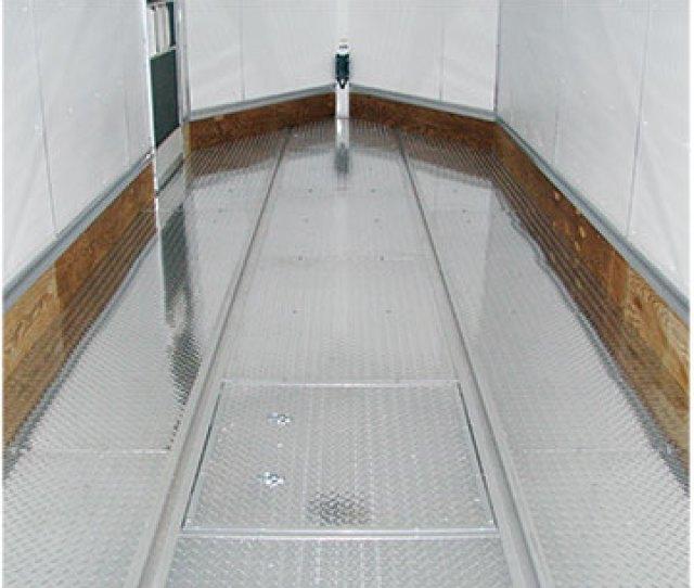 Diamond Plate Flooring