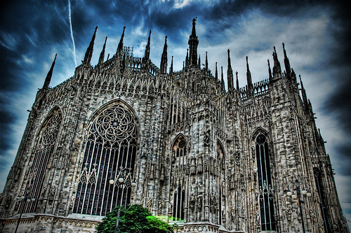 Image result for I am building a cathedral