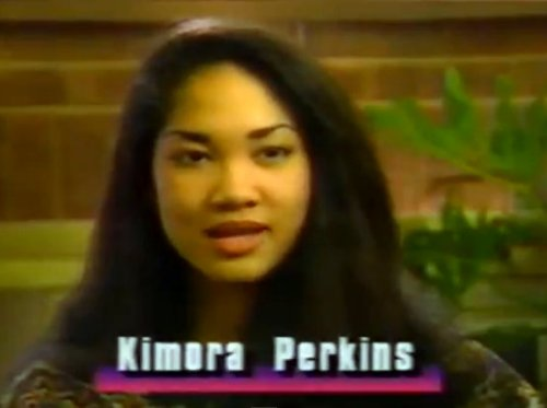 kimora lee perkins  simmons rare interview