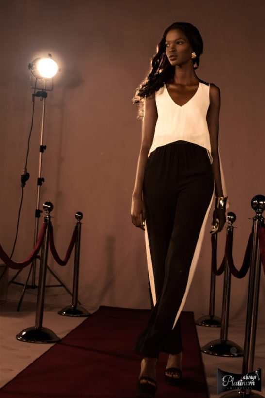 Africa's Next Top Model Aamito Lagum