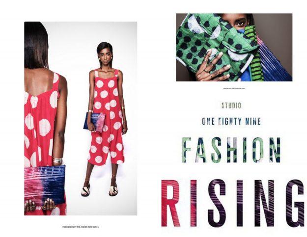 Studio One Eighty Nine_Fashion Rising