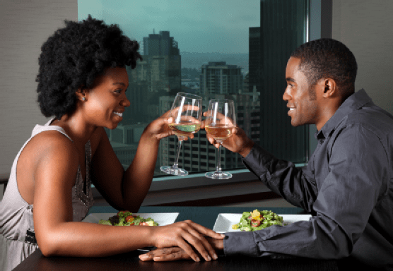 black-couple-on-date