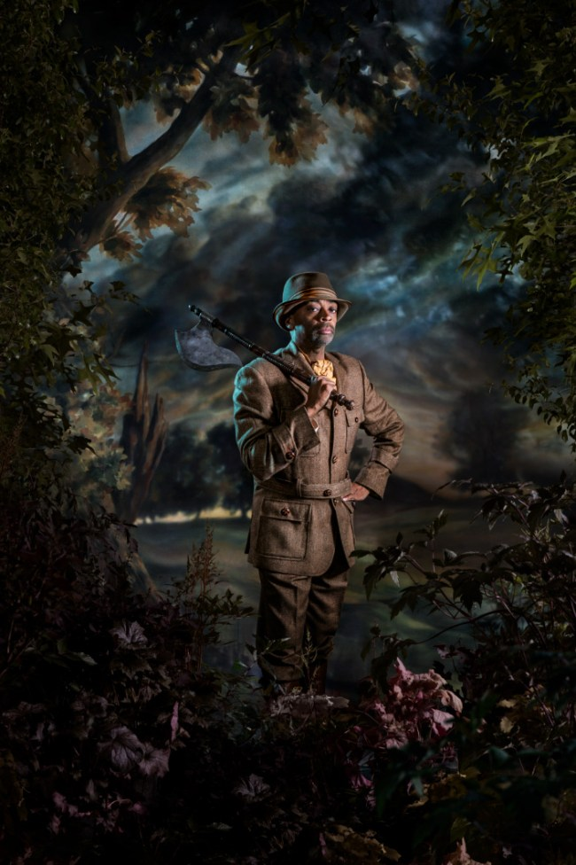 Spike Lee Kehinde Wiley