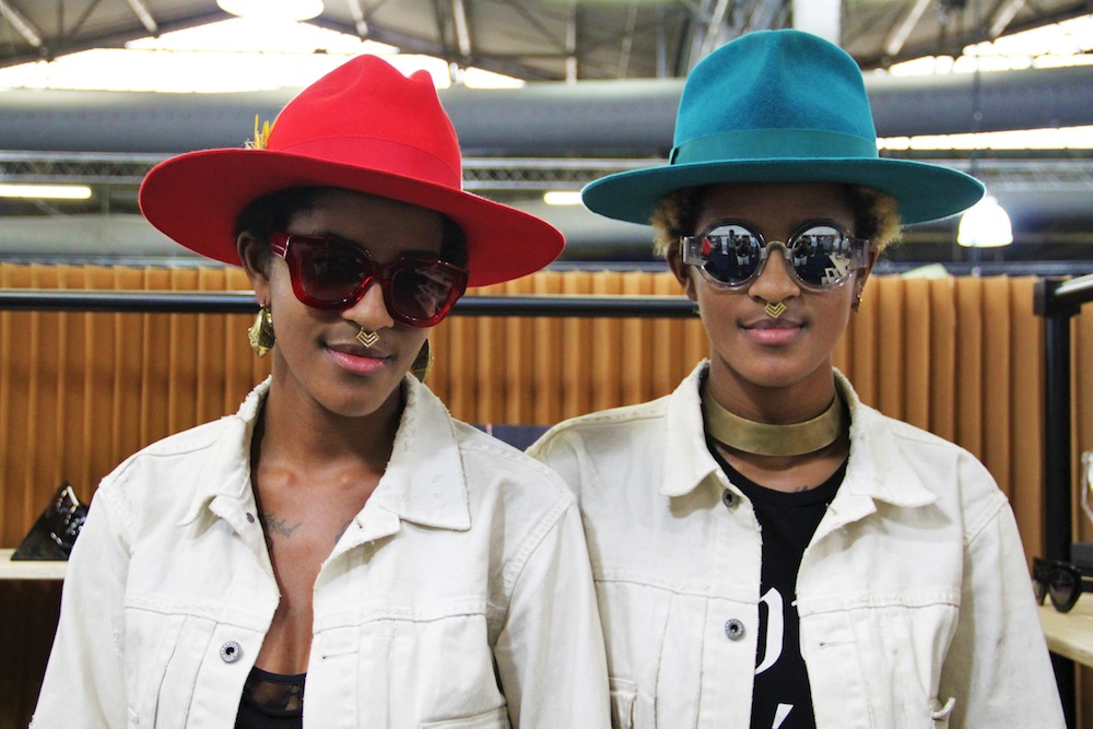 Coco and breezy at liberty fairs