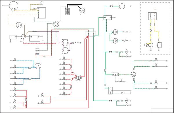 triumph tr wiring diagram wiring diagrams triumph tr4 wiring diagram nilza