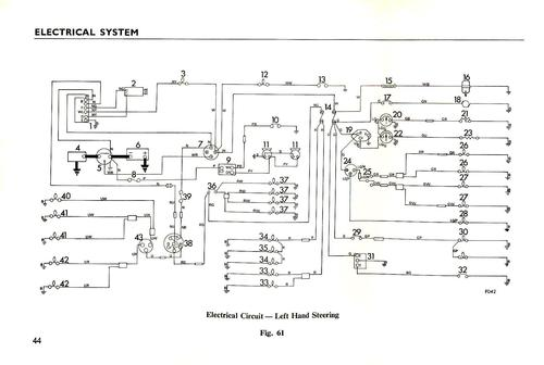 jaguar mk2 wiring diagram wiring diagrams jaguar tachometer wiring diagram electric get image