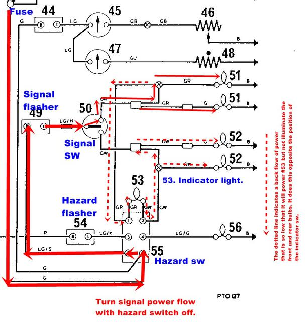 morris minor wiper wiring diagram morris minor voltage
