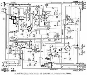Found a good 1980 Spitfire wiring diagram : Spitfire & GT6 Forum : Triumph Experience Car