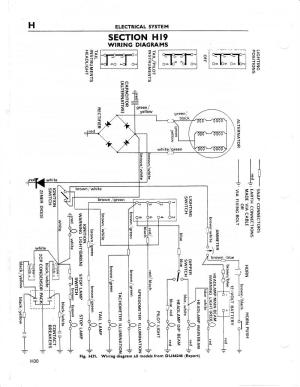 Just drug home a 70 TR6? need a wiring diagram  Page 2
