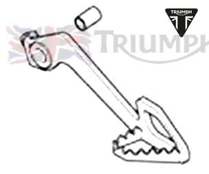 Triumph Tiger Fussbremshebel Tiger 800 Xc Art T