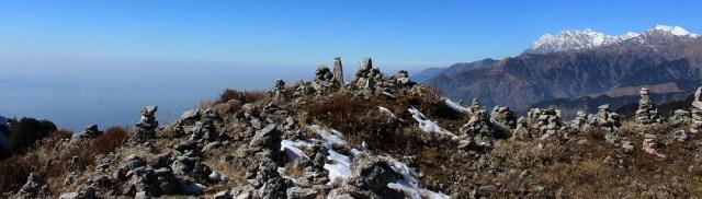 Dhauladhar Mountains