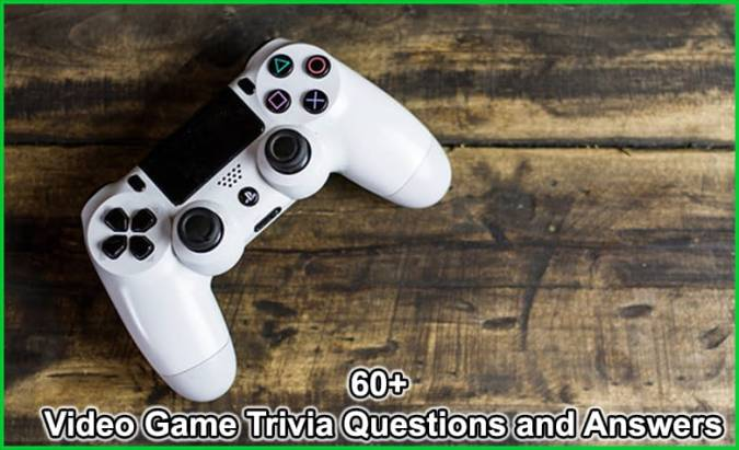60  Video Game Trivia Questions and Answers   Challenging Trivia 60  Video Game Trivia Questions and Answers