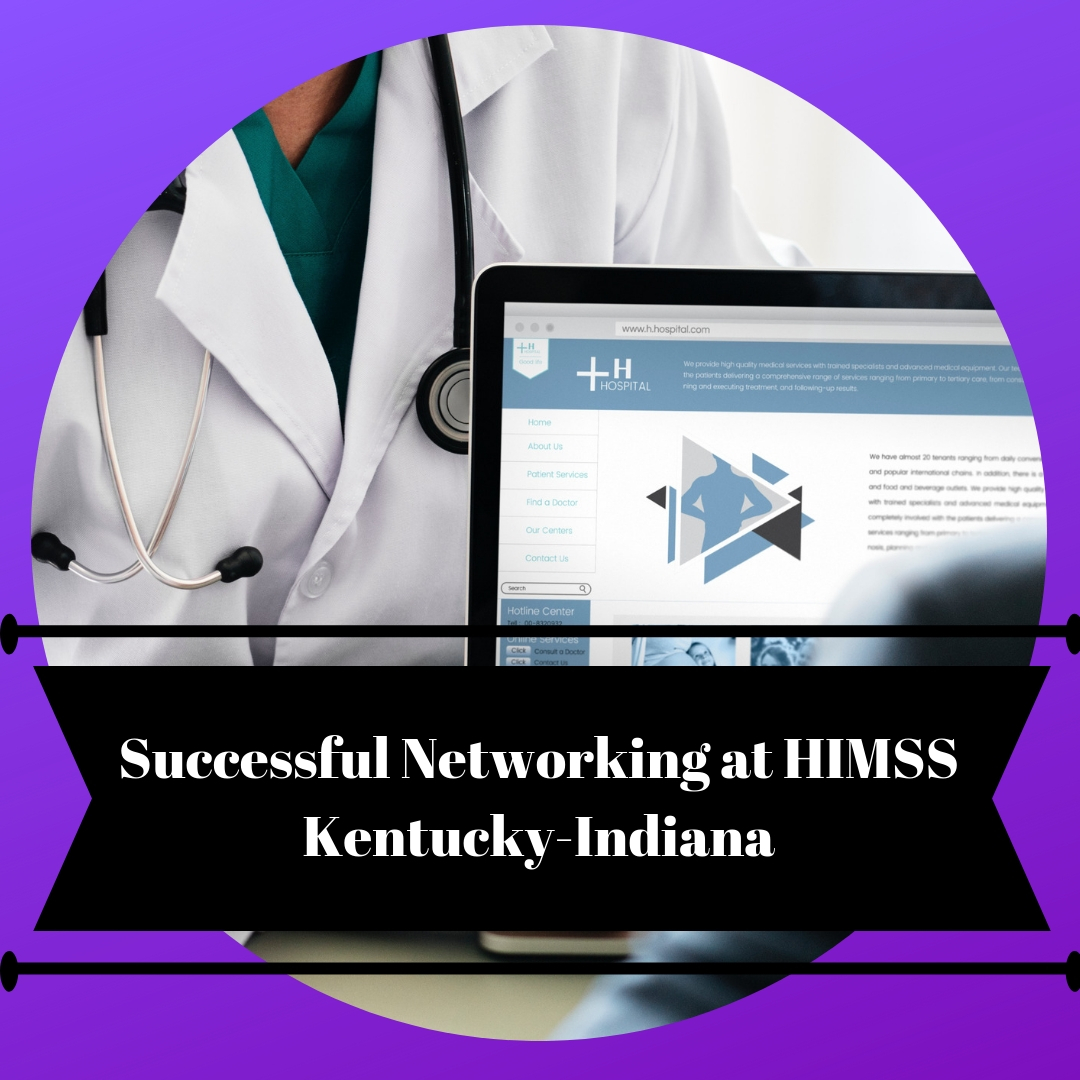 Successful Networking at HIMSS Kentucky-Indiana