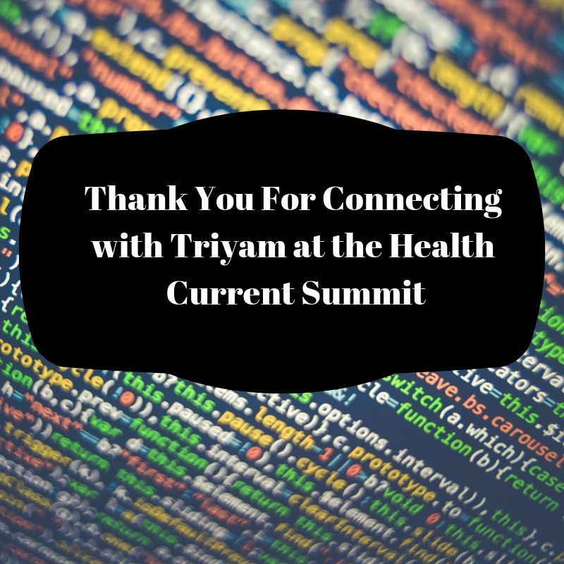 Next Steps to Take After the Health Current Summit