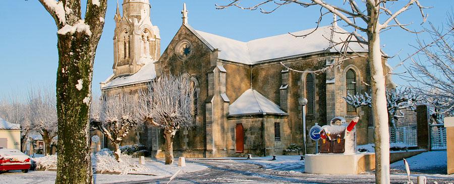église trizay GR360