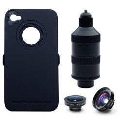 IPRO LENS SYSTEM pour IPHONE 4/4S
