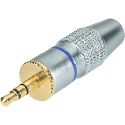 FICHE JACK MALE 3.5 METAL OR STEREO