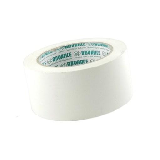 GAFFA PVC ADVANCE POUR TAPIS DE DANSE  AT05 50mm*33m BLANC