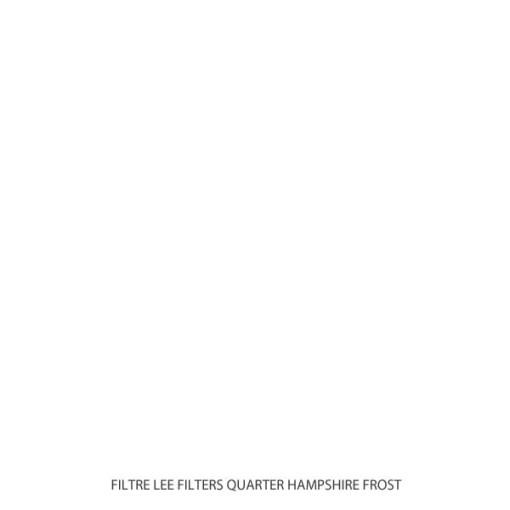 ROULEAU DE FILTRE LEE FILTERS 257 QUARTER HAMPSHIRE FROST