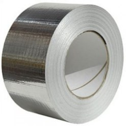 TAPE ALUMINIUM 50MM X 50M X 40µ