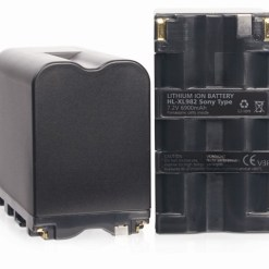 BATTERIE TYPE SONY NPF970