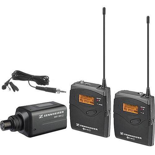 Sennheiser EW-100 ENG-G3 - Kit HF Micro Cravate Émetteur Récepteur