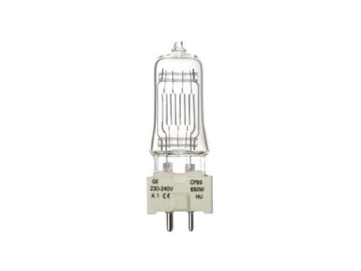 LAMPE STUDIO-THEATRE GY9,5 650W