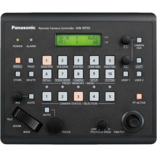 PUPITRE DE CONTROLE PANASONIC AW-RP50