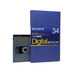 K7 DIGITAL BETA SONY 34' L