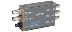 DISTRIBUTEUR AMPLIFICATEUR HD/SD 1x4 AJA