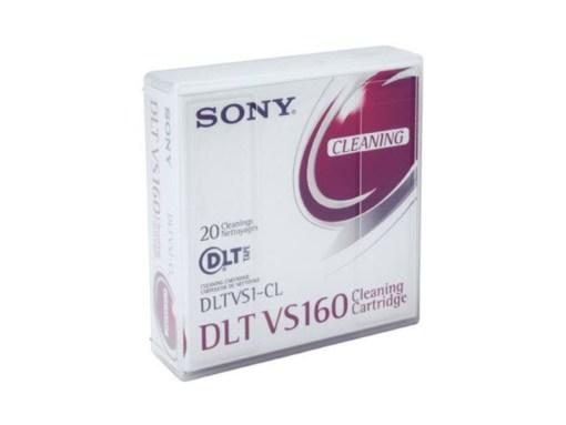 Cartouche DLT de nettoyage pour lecteur DLT VS160