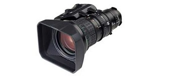 Fujinon HD 1/3'' ENG 5mm x17 - Objectif Broadcast