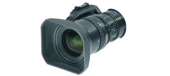 Fujinon HD 1/2'' pour Sony EX3 - Objectif Broadcast