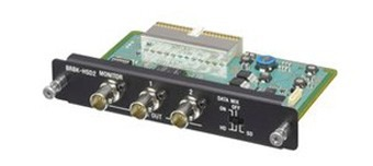 CARTE SORTIE COMMUTABLE HD-SDI POUR BRC-Z330