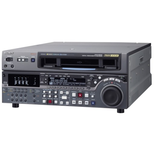 RECORDER DIGITAL BETACAM SONY DVW-M2000P