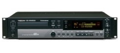 Tascam CD-RW 900 - Enregistreur Audio