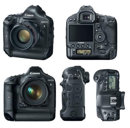 Canon EOS 1DX - Appareil Photo Nu