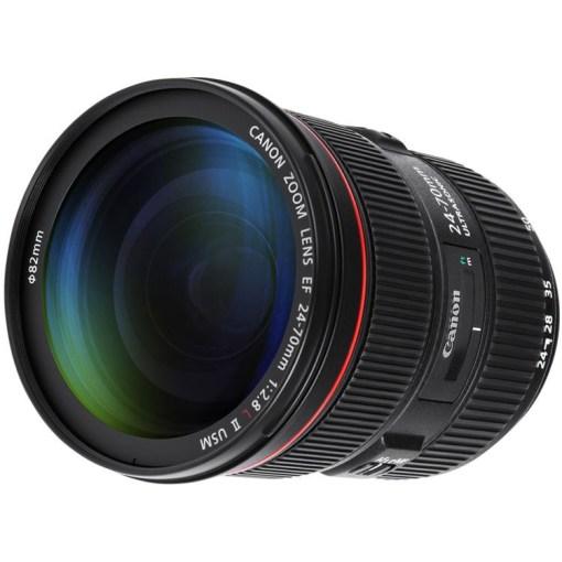 Canon EF 24-70mm F2.8 L II USM - Objectif