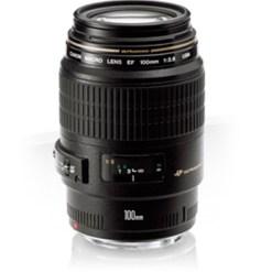 Canon Macro 100mm F2.8 L IS USM - Objectif