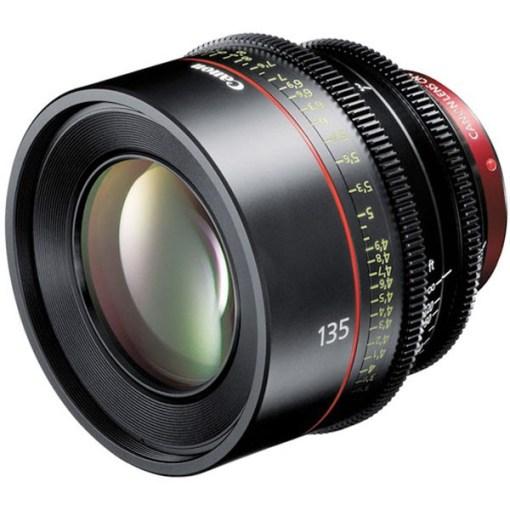 Canon Prime Cine Lens 135mm T2.2 Monture EF - Objectif Prime Cinéma