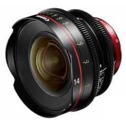 Canon Prime Cine Lens 14mm T3.1 Monture EF - Objectif Prime Cinéma