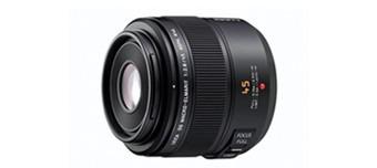 Leica DG Macro-Elmarit 45mm F2.8 Asph. Mega O.I.S. - Objectif