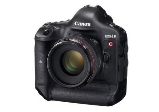 APPAREIL PHOTO 4K CANON EOS-1D C