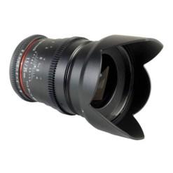 Optique Samyang VDSLR 35mm T1.5 mont EOS