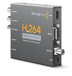 ENCODEUR BLACKMAGIC H264 PRO SDI
