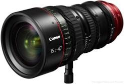 Canon Compact Zoom Cine Lens CN-E 15.5-47mm T2.8 Monture PL - Objectif Zoom